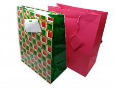 Bolsa de regalo 31x25x10cm x unidad