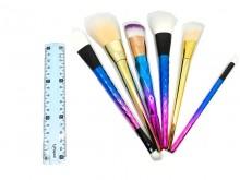 Brocha de maquillaje profesional surtido x 6