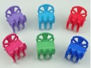 Broche nylon grande 3D calado x unidad