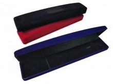 Caja para collar/pulsera de terciopelo 21.5 x 4 x 2.5 cm
